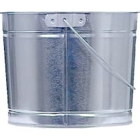 Encore 25000-500350 5 Quart Metal Pail With Handle