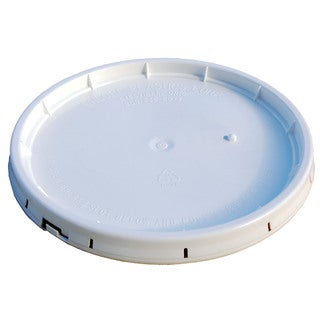 Encore 50000-201218 5 Gallon Plastic Tear Strip Gasket Pail Lid