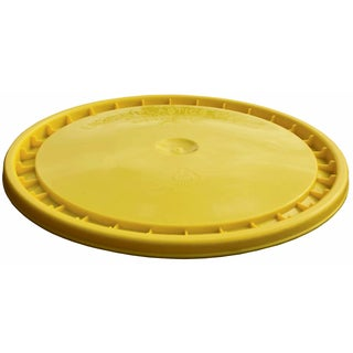 Encore 53000-201889 Yellow 5 Gallon Pail Lid