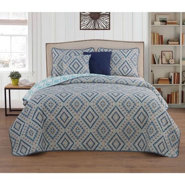 Avondale Manor Luna 5-piece Quilt Set