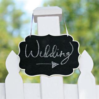 Brides Chalkboard Sign