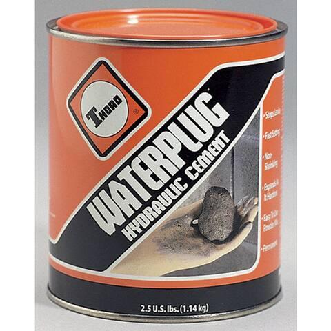 Thoro T5001 Quart Waterplug Hydraulic Cement