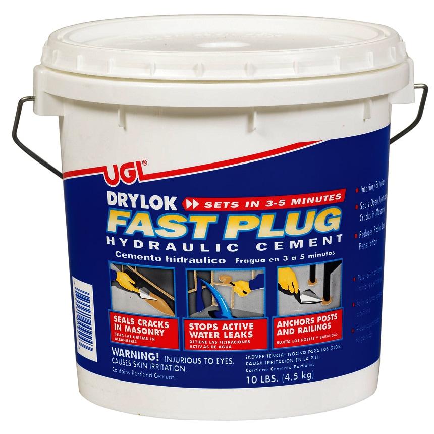 United Gilsonite Laboratories Drylok Fast Plug Cement 00924