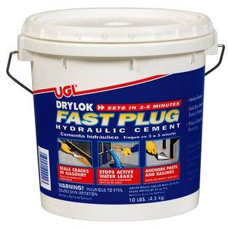 UGL 00924 10 Lb Drylock Fast Plug Hydraulic Cement