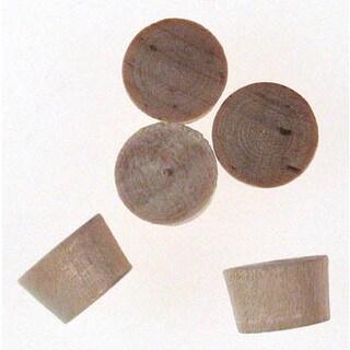 """Waddell 8300.50 DP 1/2"""" Hardwood Flathead Plugs"""