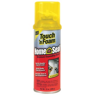 Touch n Foam 4001012412 12 Oz Touch 'n Foam Minimal Expansion Hole Filler
