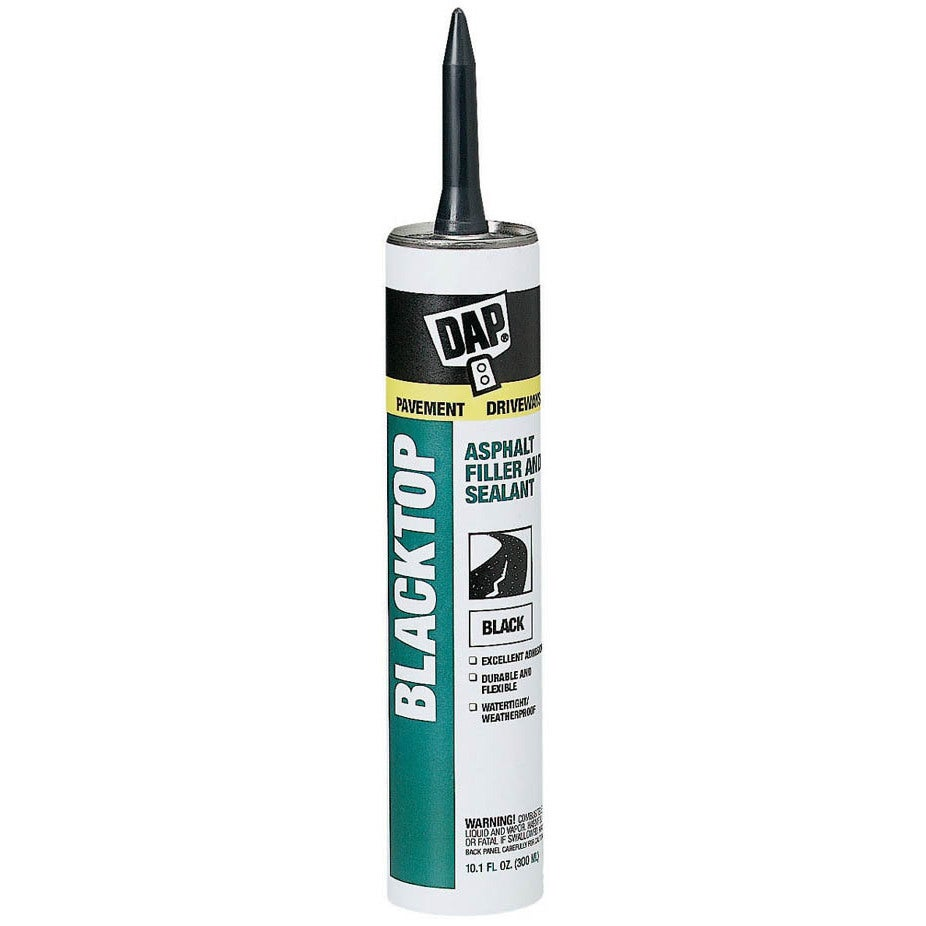 DAP 27065 Blacktop Asphalt Filler & Sealant (Specialty Ca...