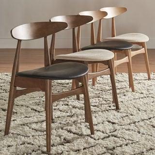 leather catalog chair langham caramel furniture ct modern cado dining modloft