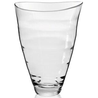 Krosno Sydney Glass 12-inch High Vase