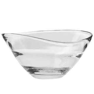 Krosno Handmade Glass 9-inch Sydney Bowl