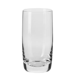 Krosno Clear Glass 15-ounce Tall Tumblers (Set of 4)