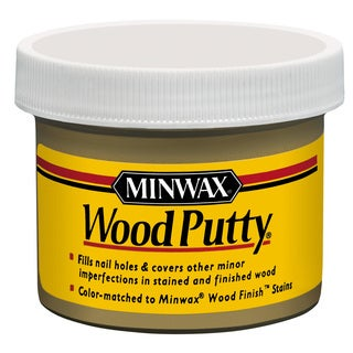 Minwax 13614 3.75 Oz Early American Wood Putty