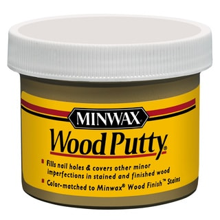 Minwax 13615 3.75 Oz Cherry Wood Putty
