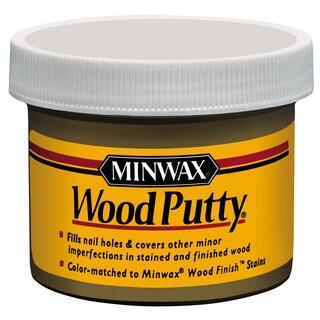 Minwax 13618 3.75 Oz Ebony Wood Putty