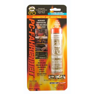 PC Products 025543 PC-Fahrenheit Putty Epoxy