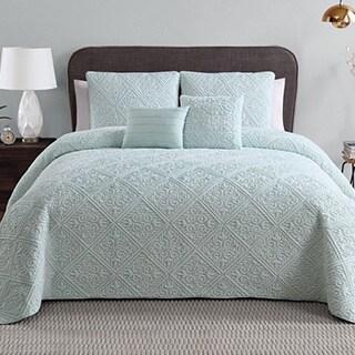 VCNY Isabella 5-piece Bedspread Set