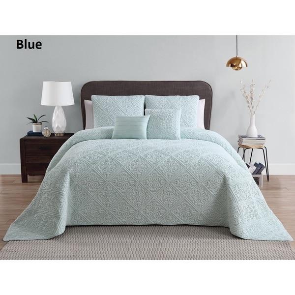 Vcny Isabella 5 Piece Comforter Set 19236175 Overstock