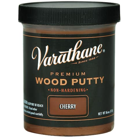 Varathane 223178 3.75 Oz Cherry Wood Putty