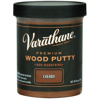 Varathane 223178 3.75 Oz Cherry Wood Putty