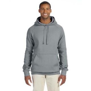 Men's Nano Vintage Grey Pullover Hood
