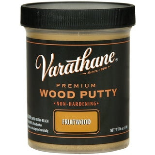 Varathane 223179 3.75 Oz Fruitwood Wood Putty