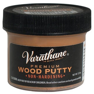 Varathane 223250 3.75 Oz Maple Wood Putty