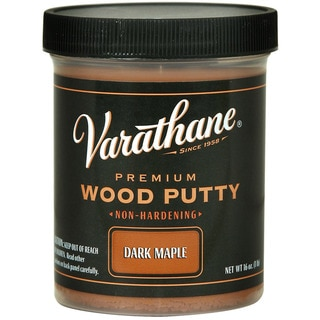 Varathane 223251 3.75 Oz Dark Maple Wood Putty