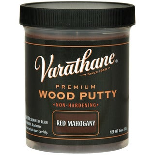 Varathane 223252 3.75 Oz Red Mahogany Wood Putty
