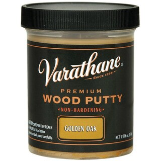 Varathane 223253 3.75 Oz Golden Oak Wood Putty