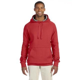 Men's Nano Vintage Red Pullover Hood