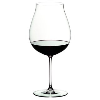 Riedel Veritas Crystal New World Pinot Noir Glass, Set of 8