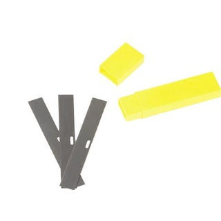 "M-D 49977 4"" Floor & Wall Scraper Replacement Blades"
