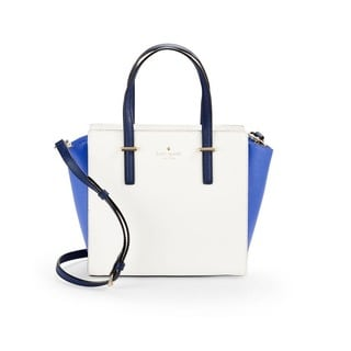 Kate Spade New York Cedar Street Hayden Adventure Blue/Bright White/Ocean Blue Crossbody Handbag