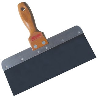 "Walboard 18-003/JK-10 10"" Taping Knife With Hardwood Handle"