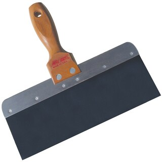 "Walboard 18-004/JK-12 12"" Taping Knife With Hardwood Handle"