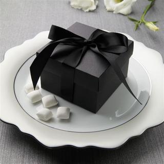 Brides Black Box Favor Kit (Pack of 50)