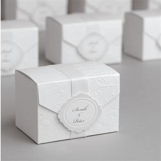 Brides White Pattern Favor Kit (50 Count)