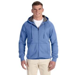 Men's Nano Full-Zip Hood Vintage Blue Pullover Hood