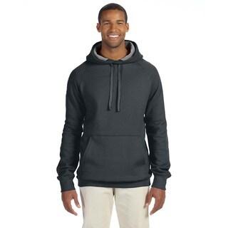 Men's Nano Vintage Black Pullover Hood