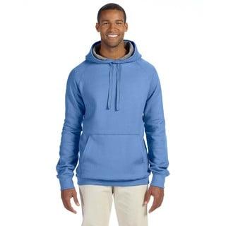 Men's Nano Vintage Blue Pullover Hood