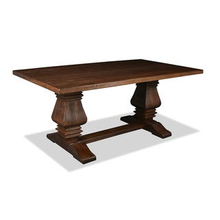 Toscana Reclaimed Wood Rectangular Dining Table