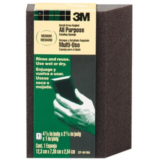 3M CP-040NA Fine Detail Sanding Sponges