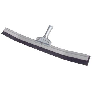 "Unger 960570 24"" Total-Reach Curved Push Pull Floor Squeegee"