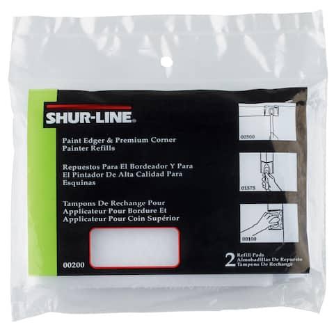 Shur Line 200ZS Paint Edger Refill Pads