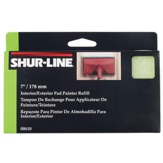"Shur Line 610C 7"" Premium Interior Refill Pad|https://ak1.ostkcdn.com/images/products/12418884/P19237053.jpg?impolicy=medium"