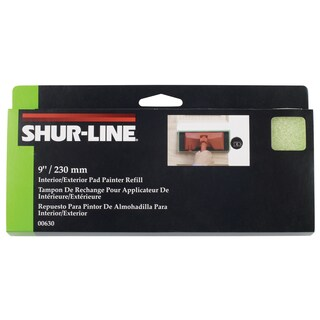 """Shur Line 630C 9"""" Premium Painter Pad Refill"""