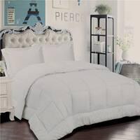 Loft Collection 3-piece Modern Pinstripe Comforter Set