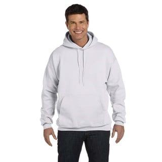 Men's Ultimate Cotton 90/10 Pullover Ash Hood