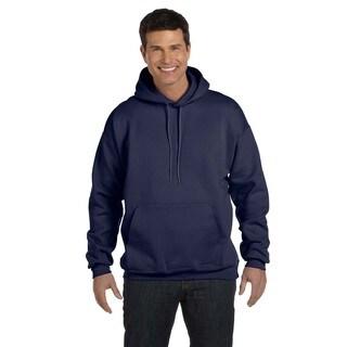 Men's Ultimate Cotton 90/10 Pullover Navy Hood