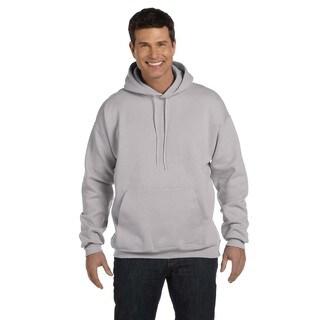 Men's Ultimate Cotton 90/10 Pullover Light Steel Hood
